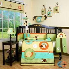 13Pcs Garden Paradise Baby Nursery Crib Bedding Sets - Holiday Special