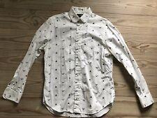 Gitman Vintage Mens Oxford Cotton Shirt, Size M