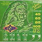 ROTOSOUND RS-555LD Cordiera per basso elettrico 5 corde 0.45-1.30 for sale