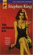 Hard Case Crime Ser.: The Colorado Kid by Stephen King (2005, Trade Paperback)