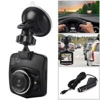 Dash Cam 2.4'' 1080P Full HD Car DVR Video Recorder Night Vision G Sensor CA ILO