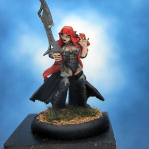 Painted Wyrd Miniature Lilith