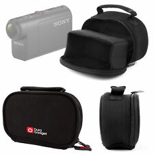 Durable Neoprene Carry Case / Pouch for Sony HDR-AS50 Full HD Action Cam