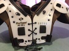 "Douglas football shoulder pads Pro Team Pro 36 L Junior large 17-18""Chest 36to38"