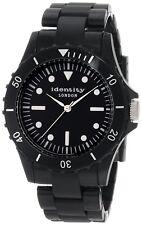 Identity London Black Watch New Wristwatch