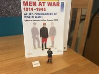 DEL PRADO No 64 MEN AT WAR 1914-1945 FRANCE GENERAL JOSEPH JOFFRE 1914