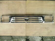Chrome Grill Fit For Toyota Hilux 1997-2001 4x2 2WD Workmate with CLIP