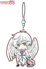 Movic Cardcaptor Sakura Clear Card Rubber Strap Cellphone Charm Clasp Yue Yukito