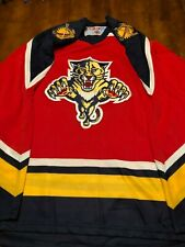 Replica Florida Panthers  Hockey Jersey CCM XL  NHL