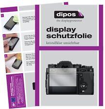 6x Fujifilm x-t3 Pellicola Protettiva Proteggi Schermo Chiaro Pellicola Protezione Display dipos