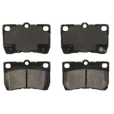 Disc Brake Pad Set Rear Federated D1113C