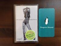 Christina Aguilera - Stripped CASSETTE TAPE KOREA EDITION BRAND NEW SEALED