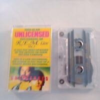 Cassette Tape REM Unlicensed Live Recording Live Volume 3 Super Rare