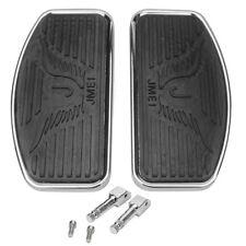 Refit Rear Passenger Floorboards Footboards Foot Pedal for Honda Shadow VT750