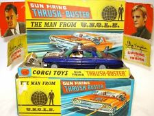Corgi Oldsmobile Vintage Diecast Cars, Trucks & Vans