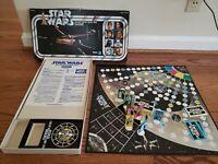 VTG 1977 Star Wars Escape From Death Star Board Game Original COMPLETE Kenner