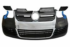 SRA Covers Front Bumper for VW Golf MK5 V 5 2003-2007 R32 Look