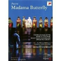 GIACOMO PUCCINI- MADAME BUTTERFLY 2 DVD NEW+