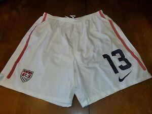 USMNT Nike official match shorts worn by Jermaine Jones #13 2011