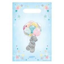 Pack of 8 Me To You Blue Party Loot Bags - Cute Tatty Bear Design - New & Sealed