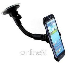 Soporte para Coche Color Negro Ventosa para Samsung Galaxy S3 + Car Holder a0625
