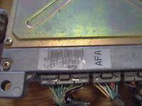 00 01 SATURN L 2.2L POWERTRAIN CONTROL MODULE ECU EBX 9377750 OEM TESTED!