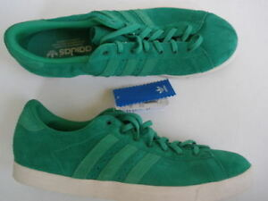 Adidas GREEN STAR leather mens US 8 EUR 41 NEW SALE