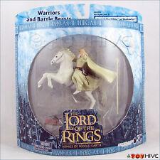 LOTR AOME Warriors & Beasts Gandalf White on Shadowfax