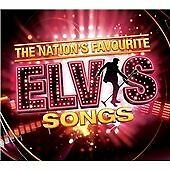 Elvis Presley - Nation's Favourite Elvis Songs (2013) NEW CD
