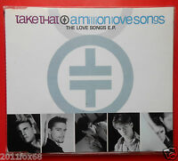 cd take that a million love songs still can't get over you don't take your love