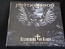Primal Fear - Delivering The Black (Deluxe Edition CD & DVD) SINNER SILENT FORCE