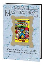 MARVEL MASTERWORKS #243 CAPTAIN AMERICA Volume #9 DM Hard Cover NEW! (2017)