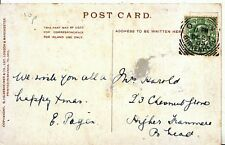 Family History Postcard - Southern? - Hale - Cheshire - Ref Q38