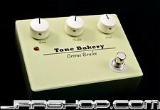 Tone Bakery Creme Brulee Overdrive Boost Pedal - Free Ship JRR Shop