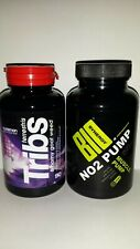 🎅🎅NITRIC OXIDE BIG MUSCLE PUMPS  TRIBULUS TEST TESTOSTERONE BOOST BOOSTER MALE