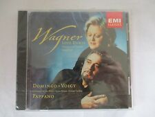 WAGNER LOVE DUETS CD - DOMINGO/ VOIGT/ PAPPANO - BRAND NEW CD