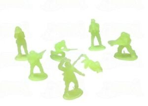 144 Glow In The Dark Toy Army Soldiers Army Men