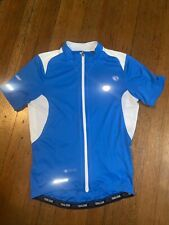 Pearl Izumi Elite Cycling Jersey Mens Medium Blue