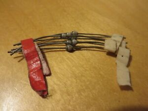 7 x BYW54 PHILIPS RECTIFIER DIODE