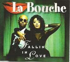 LA BOUCHE Fallin Love 8TRX 6 MIXES & RADIO & DUB CD single SEALED USA seller