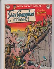 STAR SPANGLED COMICS #98 VG