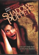 Shadow Puppets (DVD) Tony Todd / James Marsters - w/slipcover
