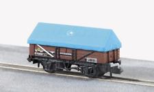 Peco NR-51 N Gauge China Clay Hood Wagon