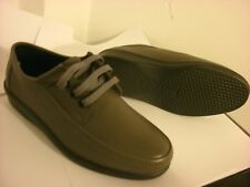 Padders Rebel Pewter Grey Leather Laced Size 7 (F).