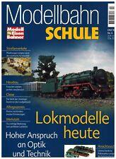 Modelleisenbahner Modellbahn Schule Nr. 4, Lokmodelle heute