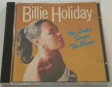 BILLIE HOLIDAY THE LADY SINGS THE BLUES CD ALBUM PERFETTO SPED GRATIS + ACQUISTI