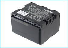 7.4 V Batteria per Panasonic HDC-TM900, HDC-SD800 LI-ION NUOVA