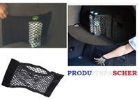Filet pour coffre de voiture pour rangement objets divers bouteille sac et autre