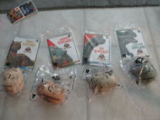 2020 MCDONALD'S JURASSIC WORLD CAMP CRETACEOUS. COMPLETE SET OF 8 IN HAND