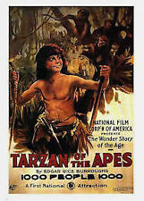 TARZAN OF THE APES MOVIE POSTER ~ REGULAR 26x38